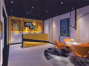 101設計辦公空間