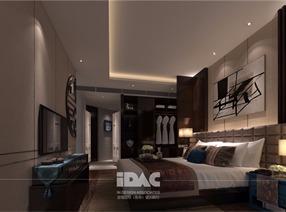 IDAC彦翔设计案例之一江西广丰月兔酒店