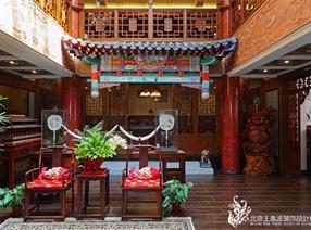 晴翠园,中式别墅设计
