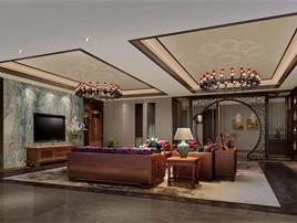 新中式禅风会所设计