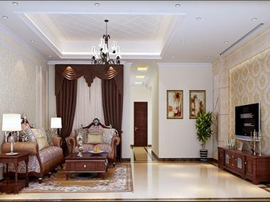 风格定位欧式风格,代表着精致与奢华,传统中蕴含着时