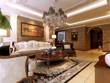 简欧式是时下别墅装修流行的一种风格,就是简约现代的