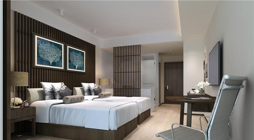 游艇小镇酒店式公寓酒店空间