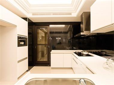 370平混搭风格家装案例图厨房