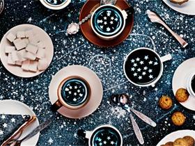 餐桌上的艺术|好想吃掉整个宇宙