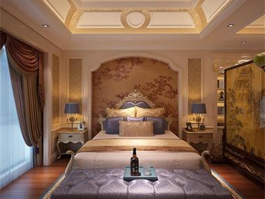 晴翠园卧室