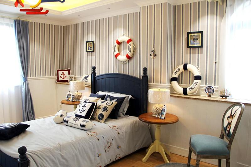 长海御墅卧室