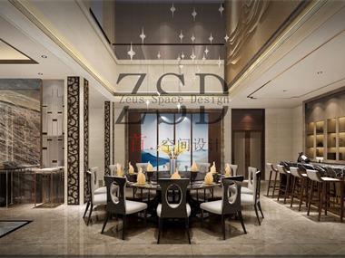 中式餐廳其它效果圖