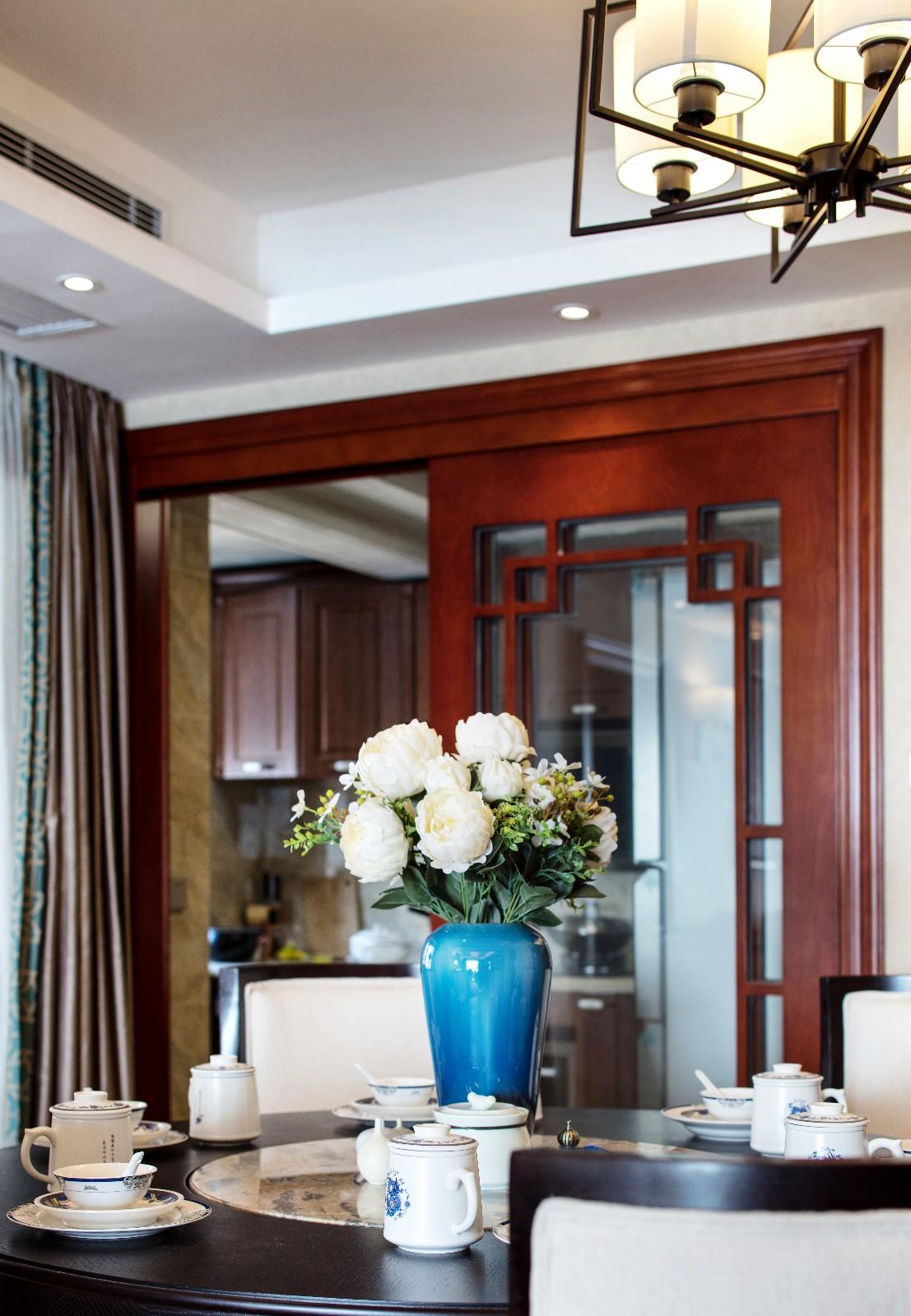 中式餐厅其它实景图