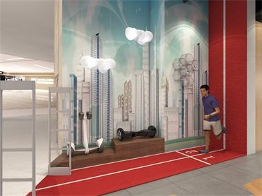 生活体验馆设计——京东之家