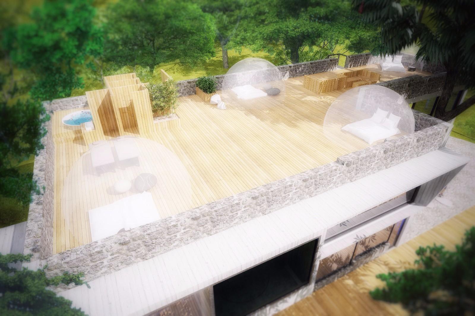 民宿设计·圣水莲庭一