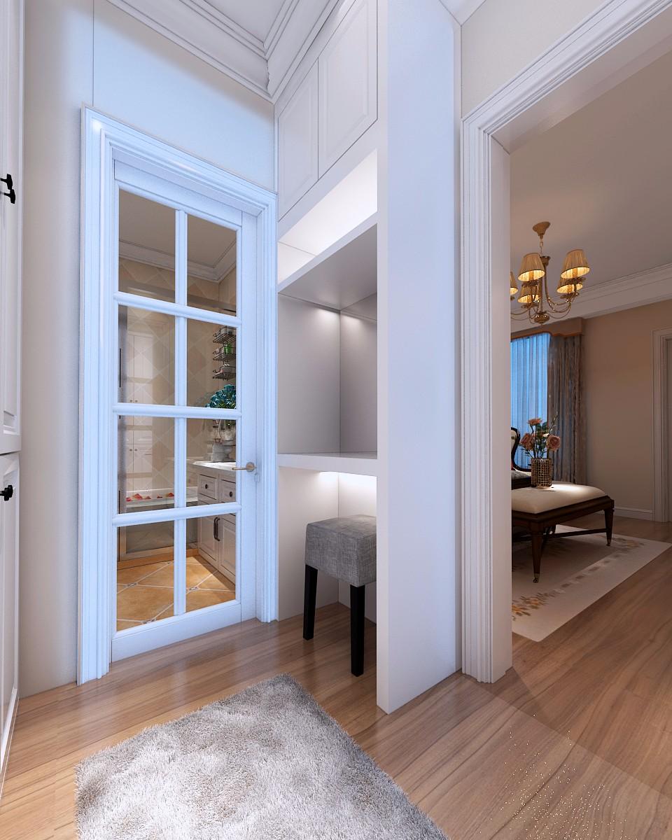 美式卧室其它效果图