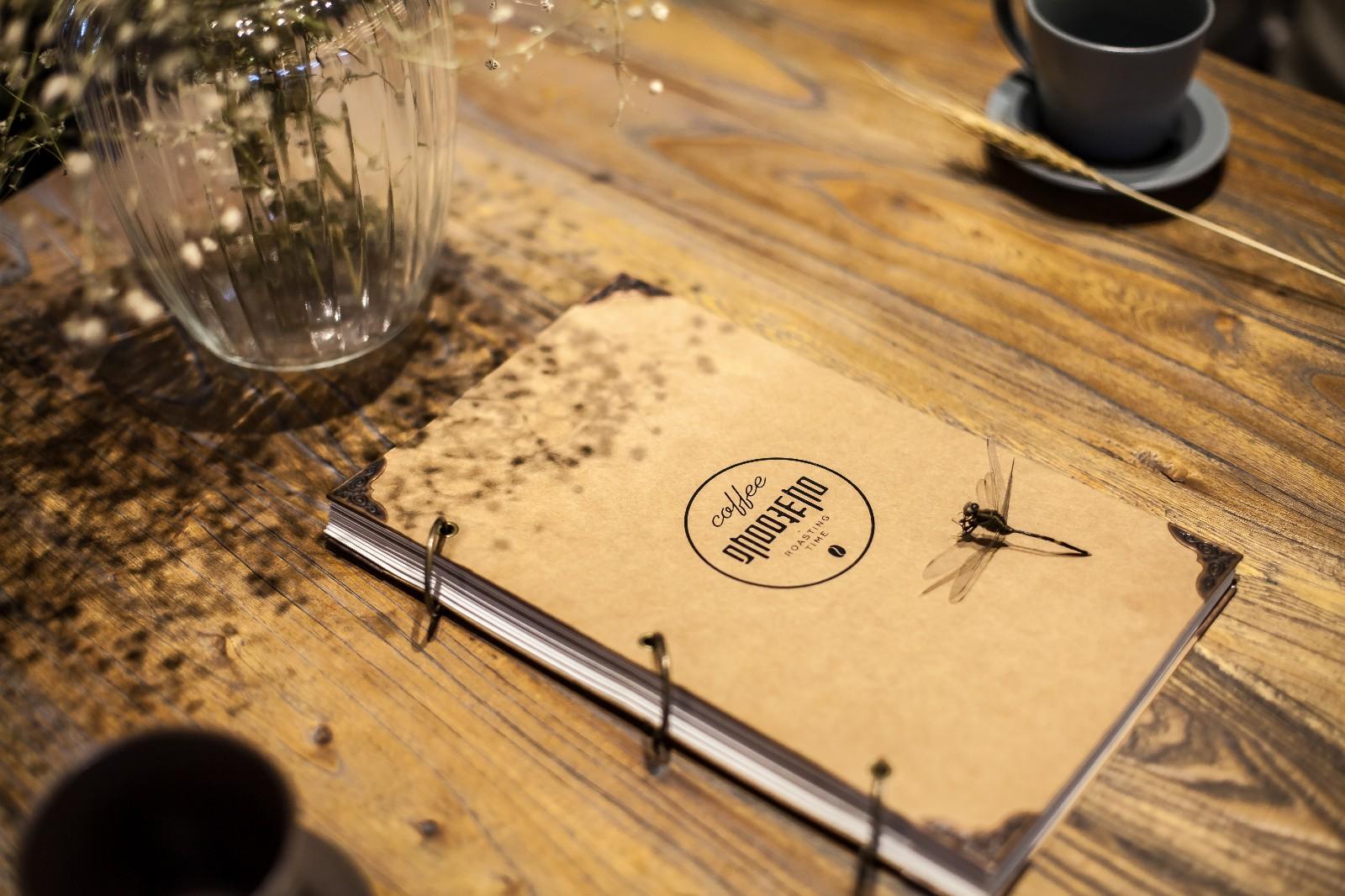 THD-天匯設計《自由主义+咖啡》游小华