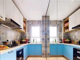 地中海厨房吊顶效果图