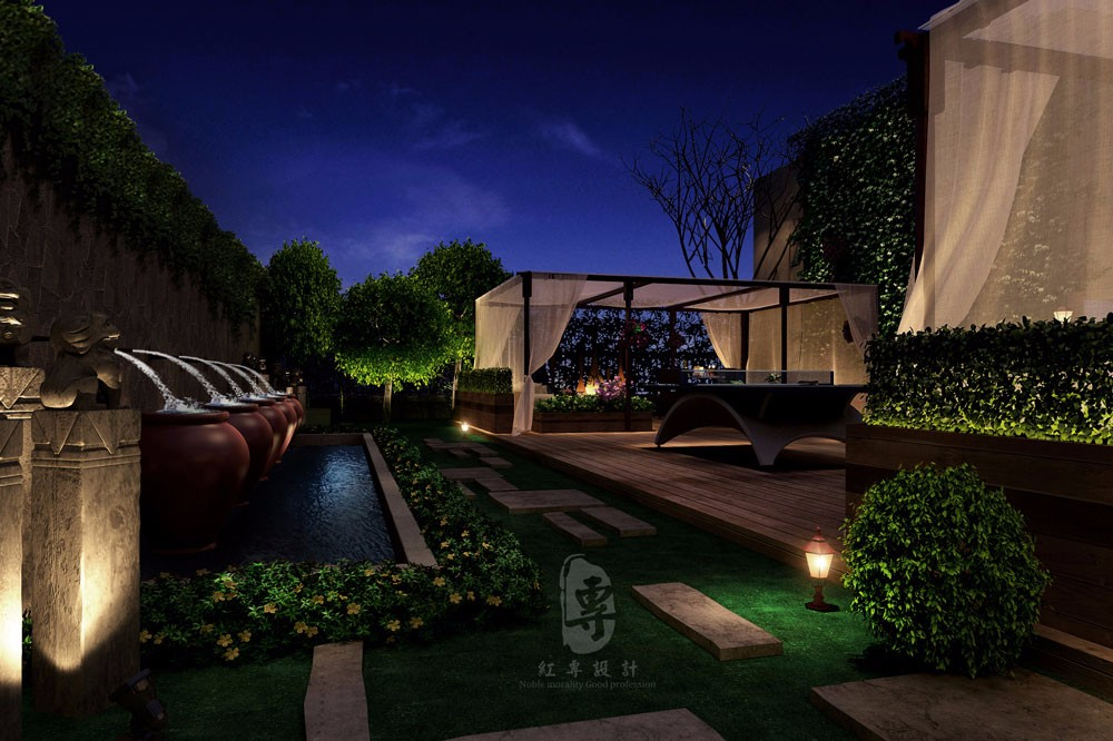 苏州专业酒店设计-红专设计 花红别样精品酒店