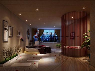衡水专业酒店设计-红专设计 绿狐主题酒店