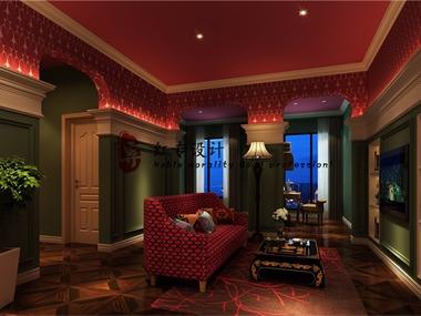 廊坊专业酒店设计公司-红专设计 乐途酒店