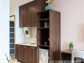 新古典厨房橱柜实景图