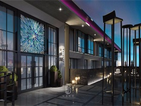 四星级酒店设计给客人留下印象