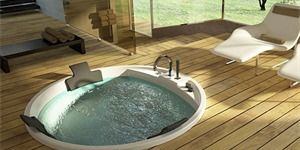 不同的浴室创意设计 让你拥有不同心情