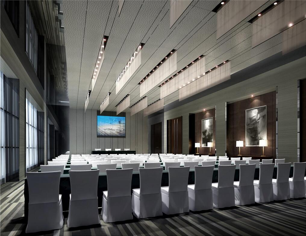 最佳西方财富酒店会议厅