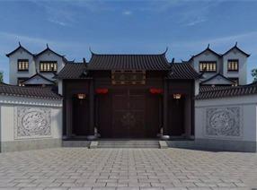 中式私人别墅
