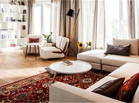 优雅现代公寓设计