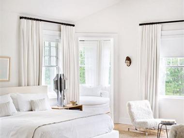 极致小清新卧室