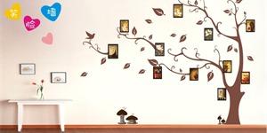 家庭照片墙怎么设计好看,照片墙设计方法大全