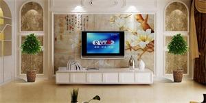 电视背景墙设计要考虑这5大要素