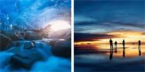 大自然的鬼斧神工 全球最震撼的九大景点