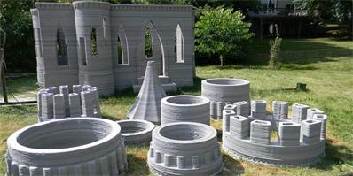 """美国欲利用3D打印技术建造一栋可""""吞噬""""雾霾的摩天大楼"""