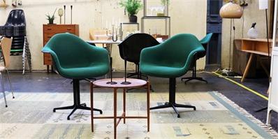 第五届荷兰复古家具贸易展即将开幕 带你领略复古市集的风采