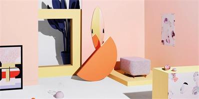 """巴黎时尚家居主题设计展 把家打造成专属的""""寂静""""避风港"""