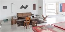 圣保罗450平米公寓设计 改造成了一个如艺术展馆般的空间