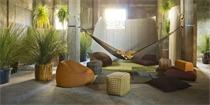 意大利Paola Lenti家具展 与环境形成优美和弦的家具作品