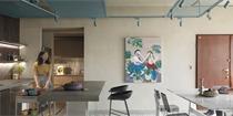 泾渭分明,错落有致  KCdesign studio台湾寓所设计