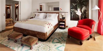未来美洲酒店大奖评审团带我们领略那些巧妙与环境相结合的最佳酒店设计
