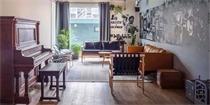 旧金山住宅改造:以混搭的方式见证空间的魅力