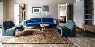 立陶宛混搭公寓设计|要墨守成规,也要大胆创新