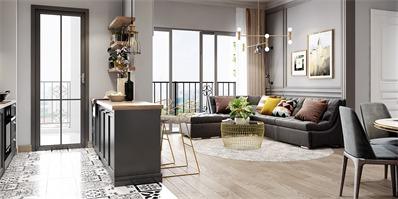 胡志明市:用设计打造优雅、高品位的居家环境