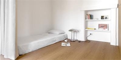 米兰:小小的壁龛住宅