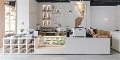长沙101咖啡馆,融合东西方装饰特点的优雅空间