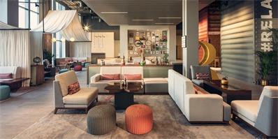 奢侈酒店扎堆的迪拜 也开始出现主打舒适的设计型酒店了
