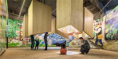 一楼宇·动物园:2017深港建筑城市双年展作品