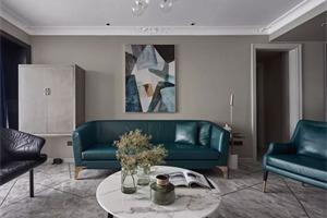 个性几何&活力撞色,极具格调的家居设计
