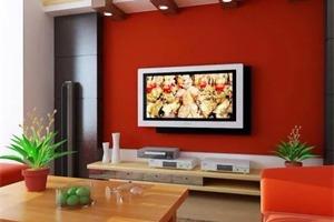 电视背景墙最忌讳刷这种颜色,老师傅看了直摇头,不改正难发财