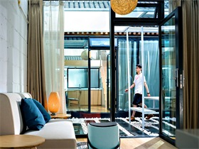 打磨场共享际:将传统小院儿转变为长租公寓