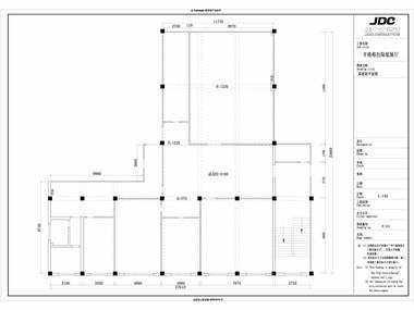 海宁辛格维拉办公室平面图